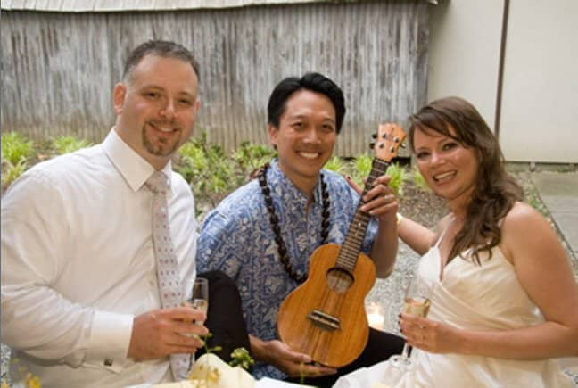 Ukulele - Hawaiian wedding music