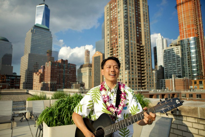 hawaiian music new york